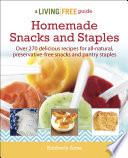 Homemade Snacks   Staples