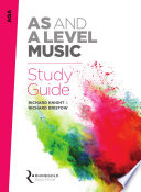 AQA AS And A Level Music Study Guide  2016 17