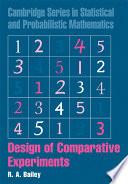 Design of Comparative Experiments