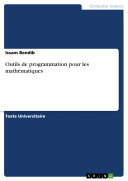 Pdf Outils de programmation pour les mathématiques Telecharger