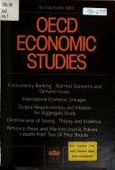 OECD Economic Studies
