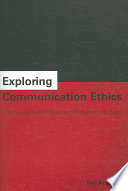 Exploring Communication Ethics Book PDF