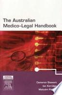 The Australian Medico-legal Handbook