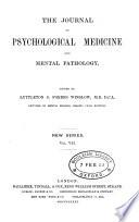 The Journal of Psychological Medicine and Mental Pathology