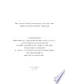 The Discontinuous Enrichment Method  DEM  for Multi scale Transport Problems