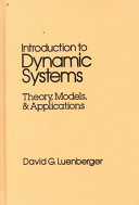 Introduction to Dynamic Systems