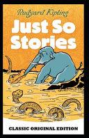 Just So Stories [Pdf/ePub] eBook