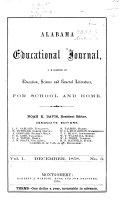 Alabama Educational Journal