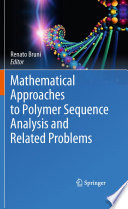 Mathematical Approaches To Polymer Sequence Analysis And Related Problems Book PDF