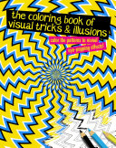 Coloring Book of Visual Tricks and Optical Illusions