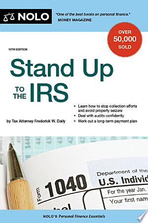 [pdf - epub] Stand Up to the IRS - Read eBooks Online