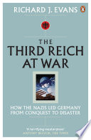 The Third Reich At War Book