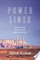 Power Lines  : Phoenix and the Making of the Modern Southwest