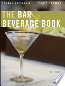 """The Bar and Beverage Book"" by Costas Katsigris, Chris Thomas"