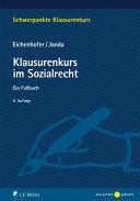 Klausurenkurs im Sozialrecht