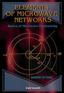 Elements of Microwave Networks