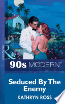 Seduced By The Enemy  Mills   Boon Vintage 90s Modern  Book