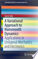 A Variational Approach to Nonsmooth Dynamics Book
