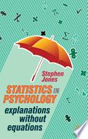 Statistics in Psychology