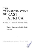 The transformation of East Africa