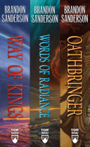 The Stormlight Archive, Books 1-3