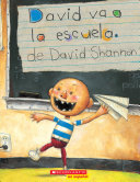 David Va a la Escuela Book