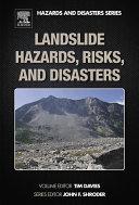 Landslide Hazards, Risks, and Disasters Pdf