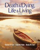 Death and Dying  Life and Living Book PDF