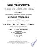 The Holy Bible  Acts of the Apostles  Epistles to the Romans and Corinthians I   II