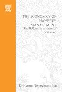 The Economics of Property Management