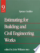 Estimating for Building & Civil Engineering Work