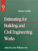 Estimating for Building & Civil Engineering Work