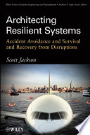 Architecting Resilient Systems Book