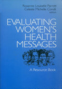 Evaluating Women s Health Messages