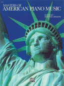 Masters of American Piano Music Pdf/ePub eBook