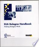 EUA Bologna Handbook