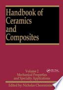 Handbook of Ceramics and Composites Book