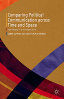 Comparing Political Communication across Time and Space ebook