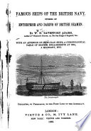 Famous Ships of the British Navy Book PDF