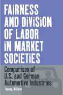 Fairness and Division of Labor in Market Societies