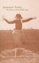 Scarecrow Poetry