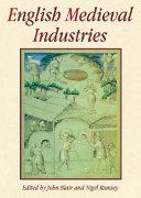 English Medieval Industries