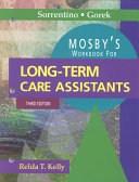 Mosby S Workbook For Long Term Care Assistants