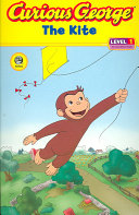 Curious George and the Kite banner backdrop