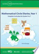 Mathematical Circle Diaries Year 1