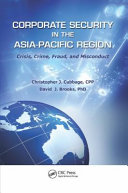 Corporate Security in the Asia Pacific Region