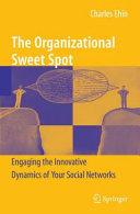 Pdf The Organizational Sweet Spot