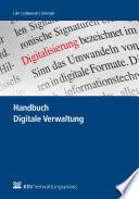 Handbuch Digitale Verwaltung