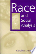 Race And Social Analysis