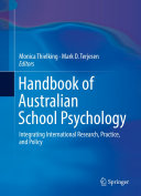 Handbook of Australian School Psychology: Integrating International ...